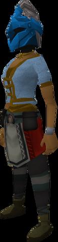 File:Rune heraldic helm (Saradomin) equipped.png