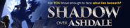 Shadow over Ashdale lobby banner