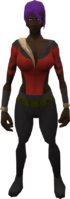 Retro druidic smock