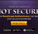 RuneScape Authenticator