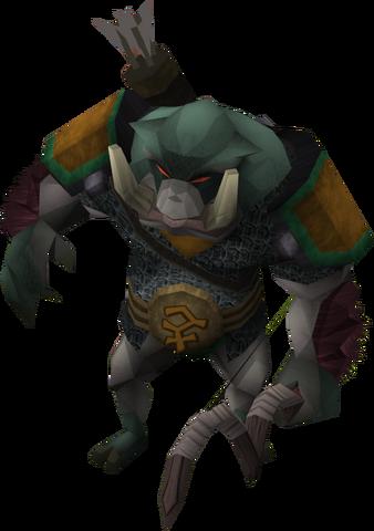 File:Bandosian bodyguard (Ork ranger).png