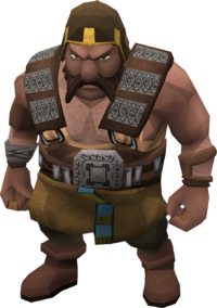 Lakki the delivery dwarf