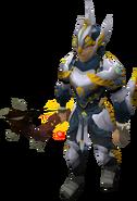 Mercenary ranger