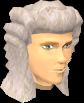 Powdered wig chathead