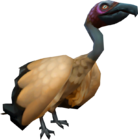 Vulture (grounded)