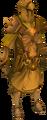 Golden warpriest of Saradomin set equipped.png