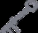Crystal key
