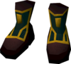 Exquisite boots detail