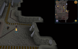 Scan clue Keldagrim south-east of Blast Furnace