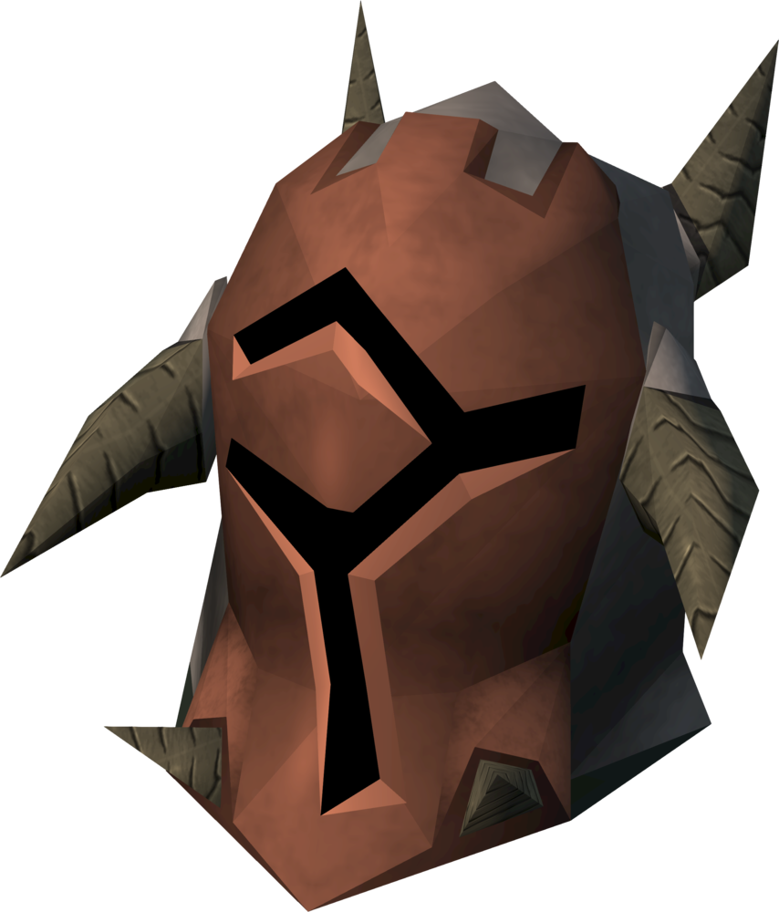 Warpriest of Bandos helm detail