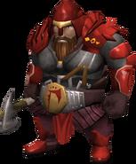 Colonel Grimsson (ranged)