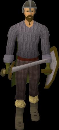 Guard (Leftie)