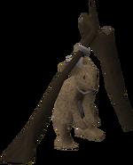 White Rabbit caught