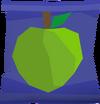 Fruitfall scroll detail