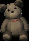 Teddy bear detail