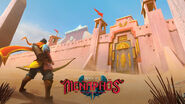 Menaphos - Lore and History