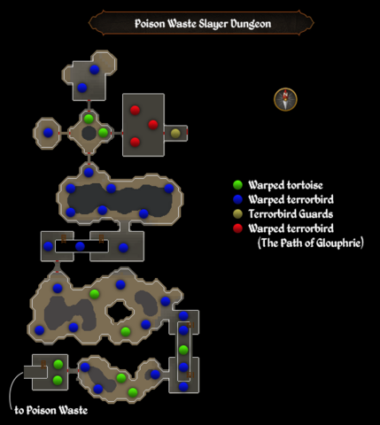 File:Poison Waste Slayer Dungeon map.png