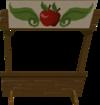 Apple stall