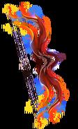 Firebrand bow illustration