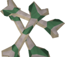 Hardened dragon bones