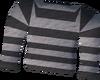 Prison uniform top detail