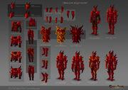 Dragon equipment update