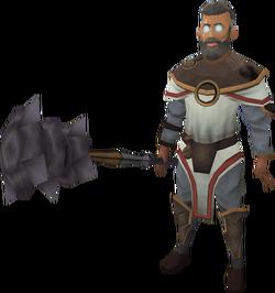 Mercenary Joe (possessed)