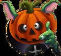 Yelps' Hallowe'en costume