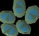 Sagewort seed detail