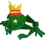 Frog (Court Cases)