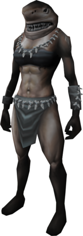 File:Burnt shark outfit equipped (female).png