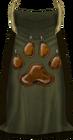 Hunter cape (t) detail
