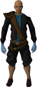 Brawling gloves (Fishing) equipped