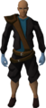 Brawling gloves (Fishing) equipped.png