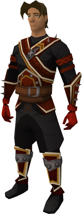 Culinaromancer's gloves 9 equipped