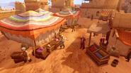 Al Kharid market