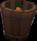 Bucket o' carrots