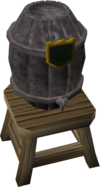 Dragon bitter (barrel) built