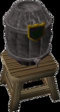 Dragon bitter (barrel) built