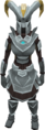 Gorgonite chain armour set (sk) (female) equipped.png