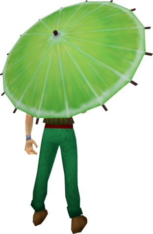 File:Lime parasol equipped.png