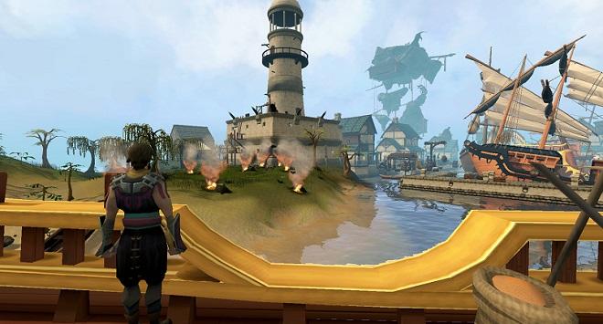 Port Sarim Invasion preview news image