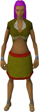 File:Shirt and skirt (Brown) equipped.png