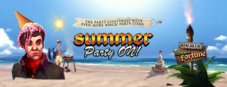 Sizzling Summer 2 Banner