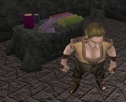 Vermundi's Clothes Stall