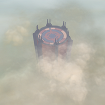 Dominion Tower from Citadel