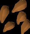 Kalferberry seed detail