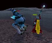 Killing a Gorak