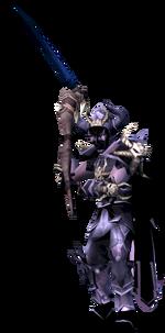Wight hunter (Melee)