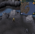 Compass clue Daemonheim north of Daemonheim resource dungeon entrance.png